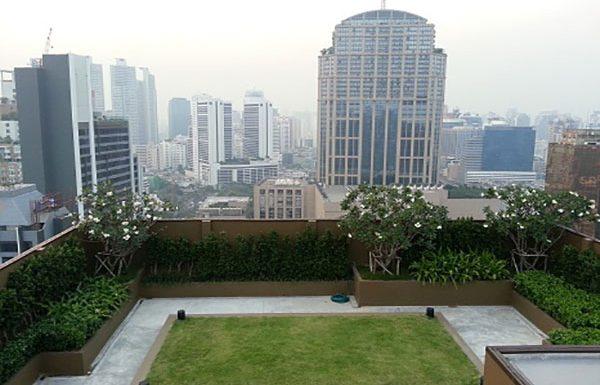 Noble-Refine-Bangkok-condo-garden